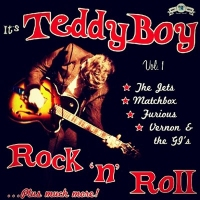 It's Teddy Boy rock'n'roll