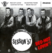 Session '57 EP cover