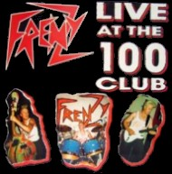 Frenzy - Live at The 100 Club