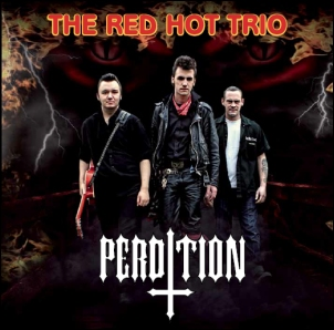 RedHot Trio cd cover