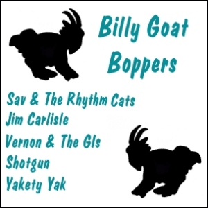 Billy Goat Boppers