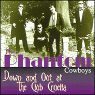 Phantom Cowboys CD cover