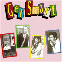 Get Smart LP sleeve