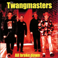 Twangmasters CD cover